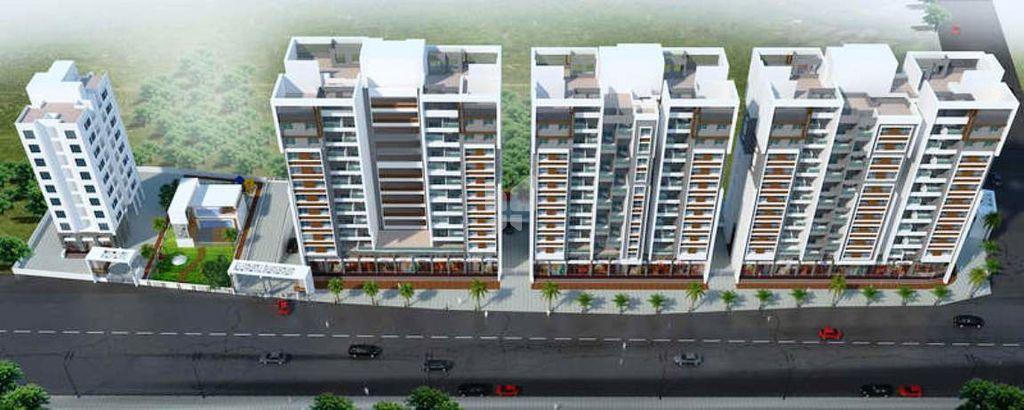 RR Lunkad Riddhi Siddhi Heights - Elevation Photo