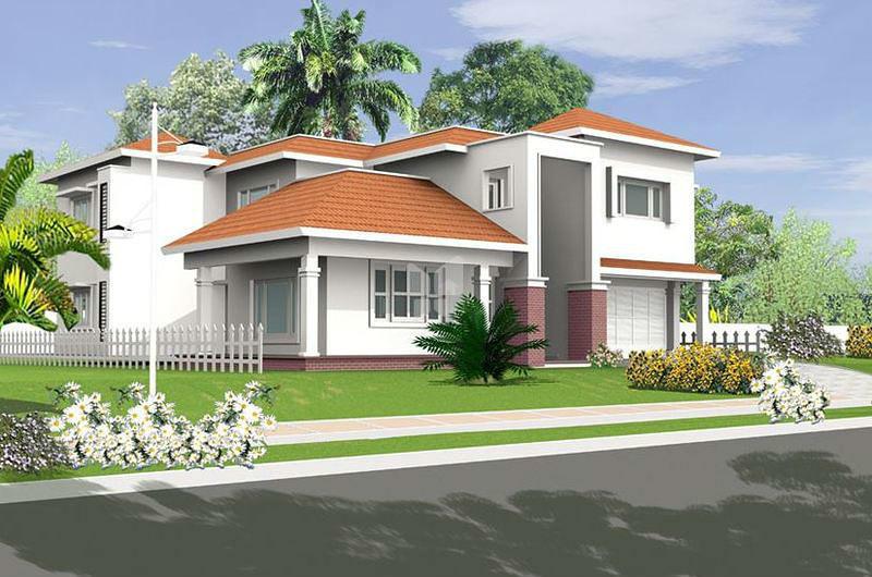 Adarsh Palm Retreat - Elevation Photo