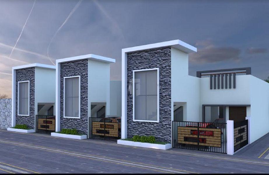 Tirupatiyar Triple Homes - Elevation Photo