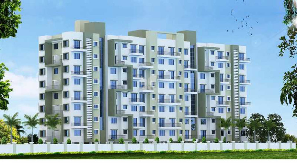 Aaradhya Apartment - Project Images