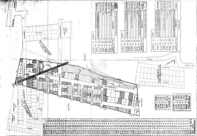 Mathrushree Properties Daksha Mallika - Master Plan