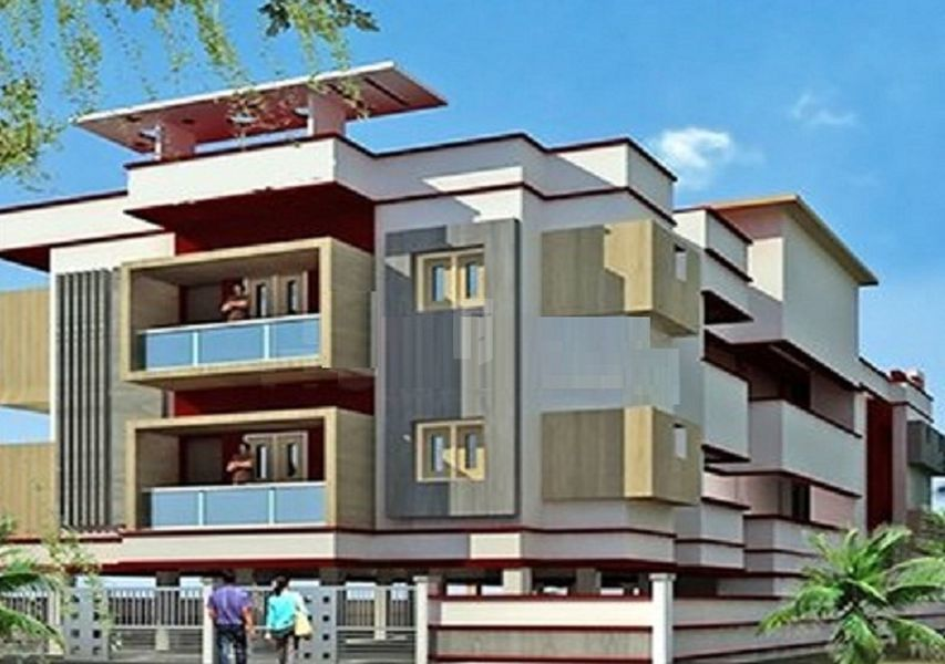 Brownstone Sri Sai Ram - Project Images