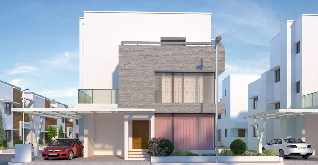 GVSPL Green County Villas - Project Images