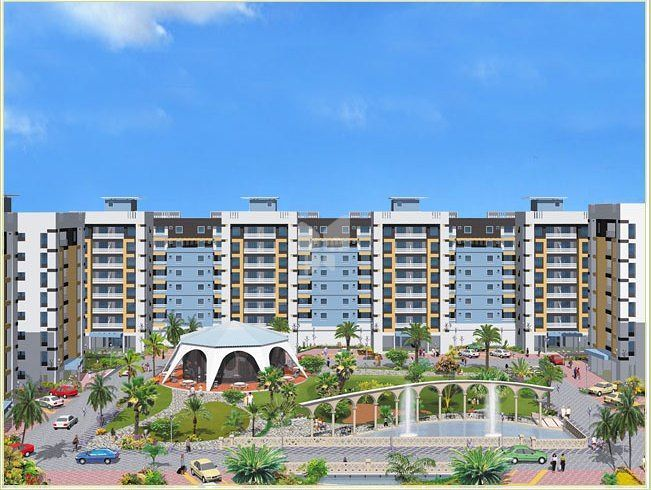 SB Prakruti Palms - Project Images