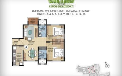 prestige-ferns-residency-in-harlur-road-uzz