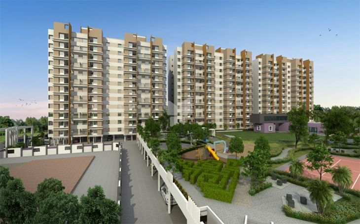 Shree Daffodils Avenue - Project Images
