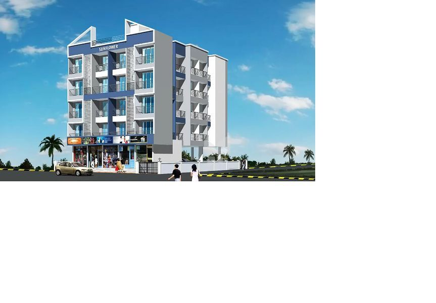 Dolphin Sunflower Apartments - Project Images