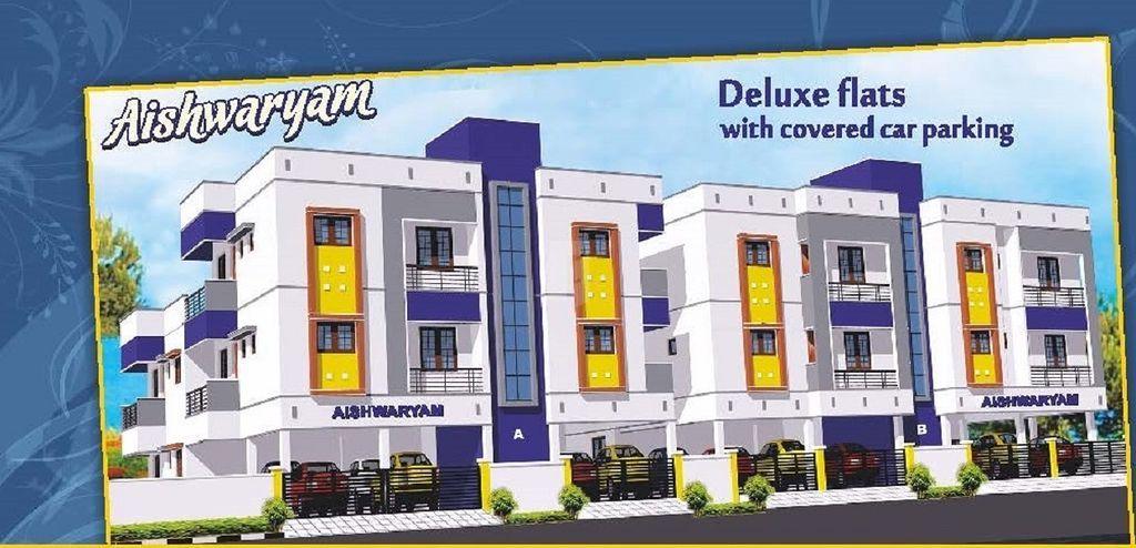 HS Aishwaryam - Elevation Photo