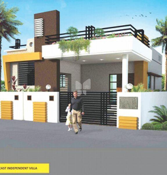 Vishwadharini Crystal Avenue - Elevation Photo