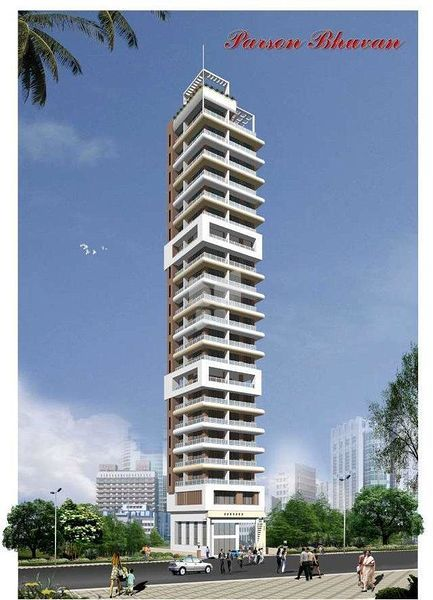 K Merchant Parson Bhuvan - Elevation Photo