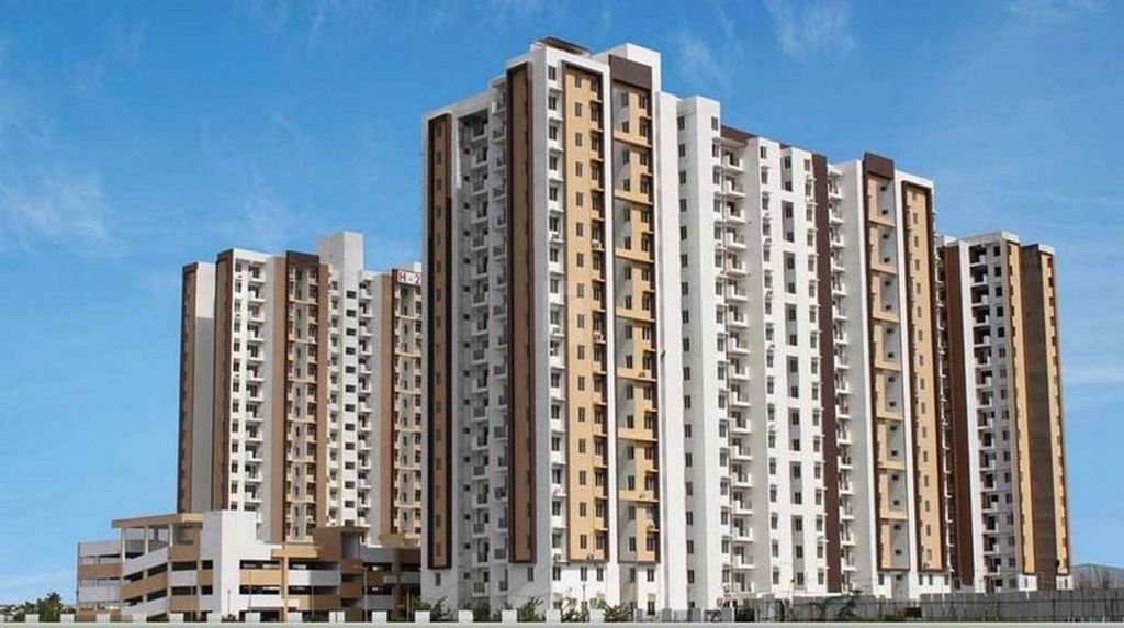 Arun Temple Green Heights - Project Images
