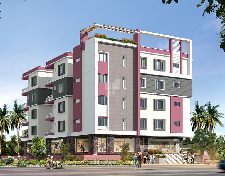 Shree Yash Towers - Project Images