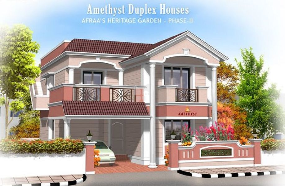Afraah's Amethyst Duplex Houses Phase 2 - Project Images