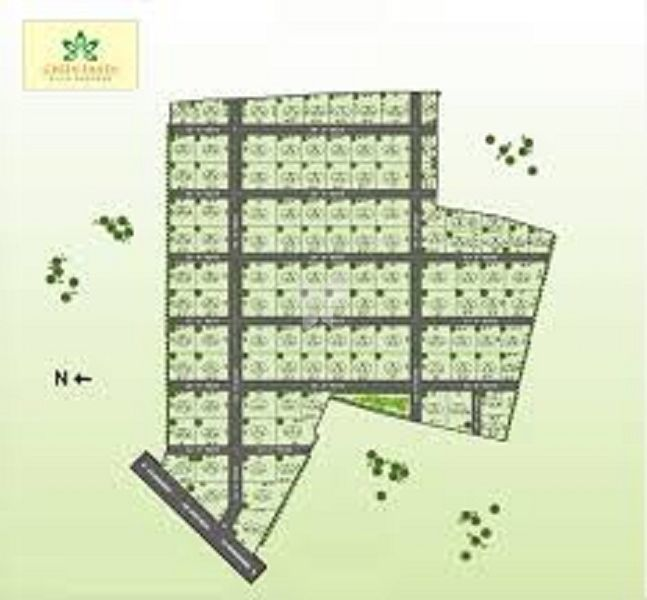 Green Lands Villa Gardens - Master Plans