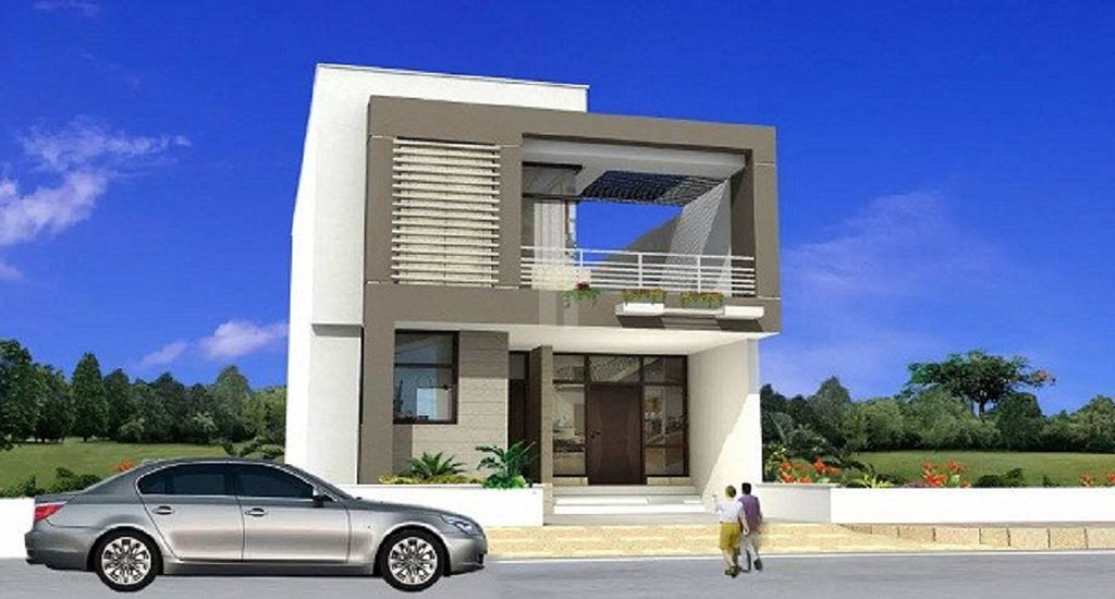 M Zone Mohan Apartment Phase II - Elevation Photo