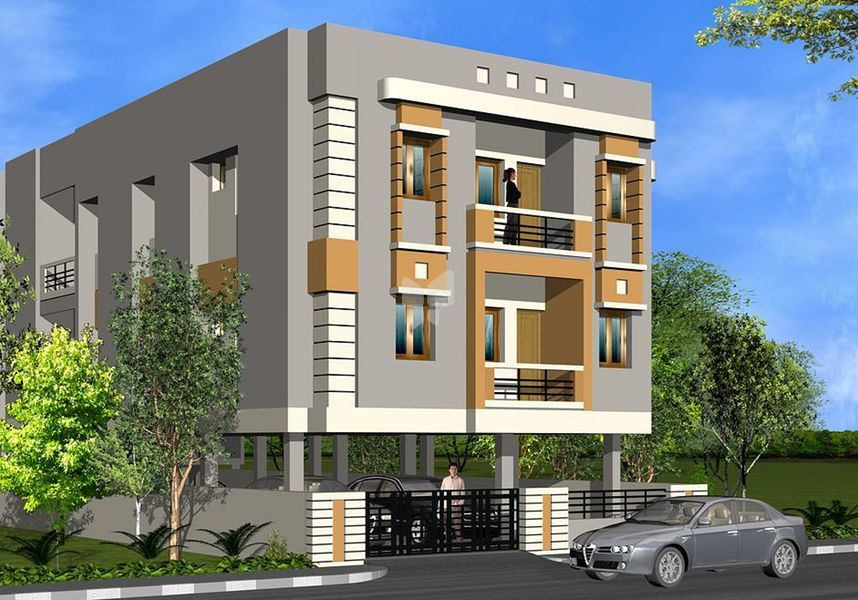 Anjaneyaa Deluxe Apartment Chromepet - Project Images