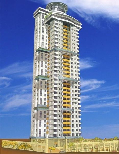 Legend Siroya Kingston Tower - Project Images