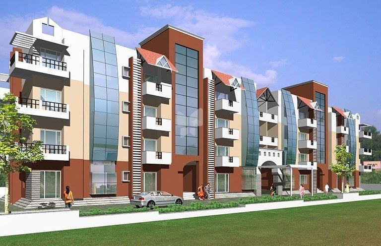 Hara Homes 'D' Block - Elevation Photo