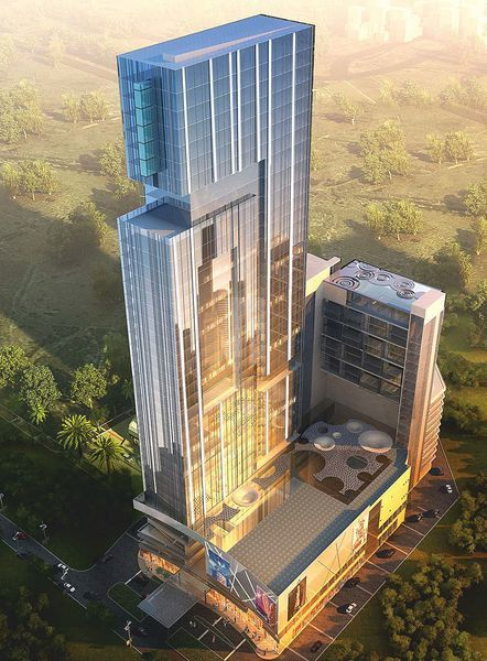 Sikka The Downtown - Project Images