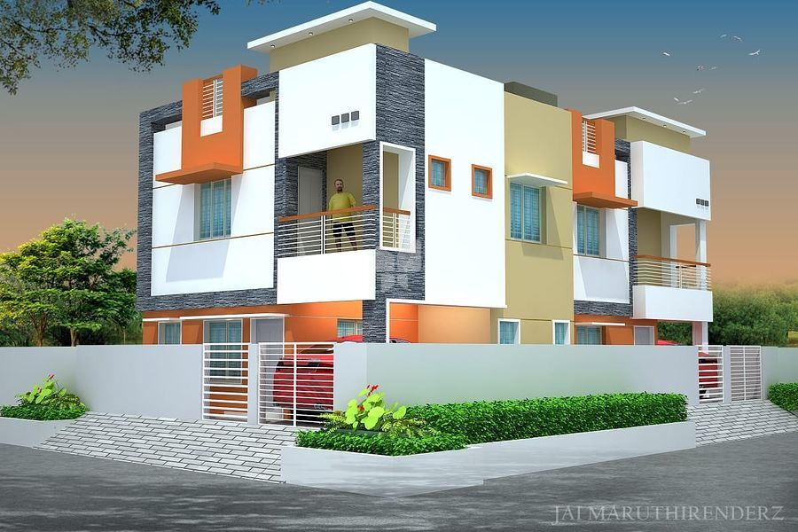Lingesh Villa - Elevation Photo