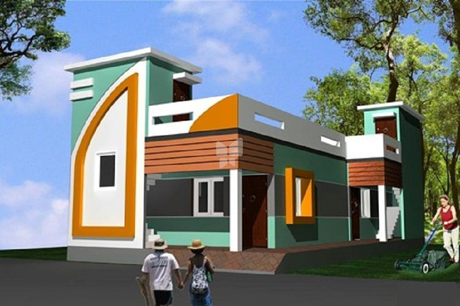 BBP Ramya Nagar - Elevation Photo