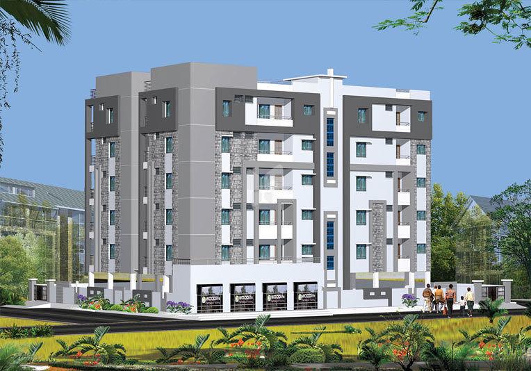 Siri Sampada Gokul Residency - Elevation Photo