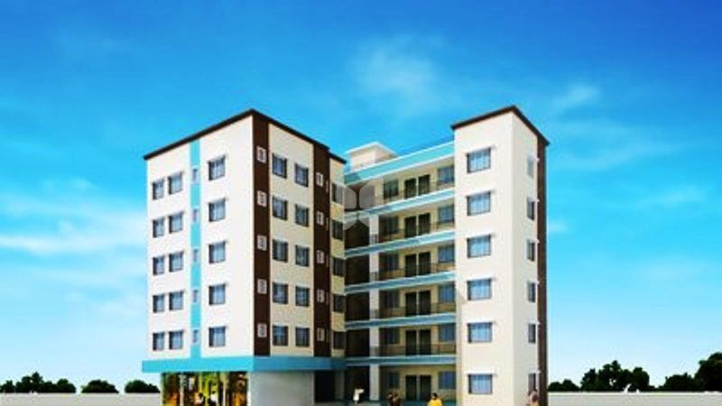 Raj Ambika Apartment - Elevation Photo