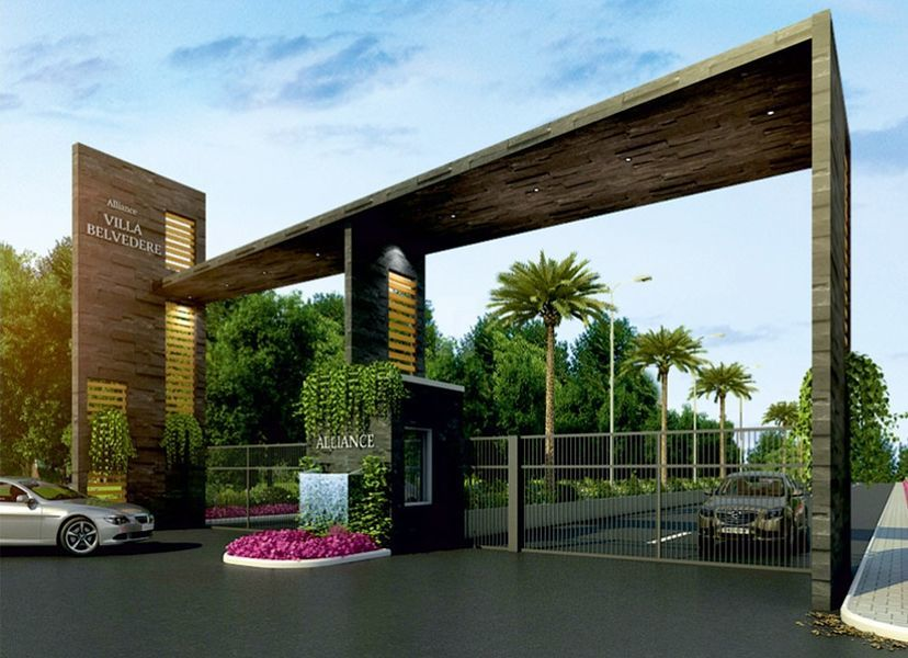 Alliance Villa Belvedere - Project Images