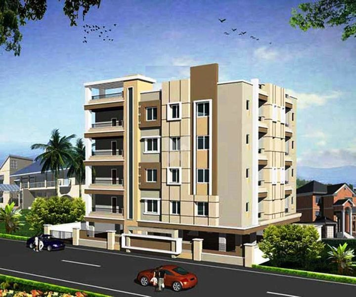 Rohini PRK Annapurna Heights - Project Images