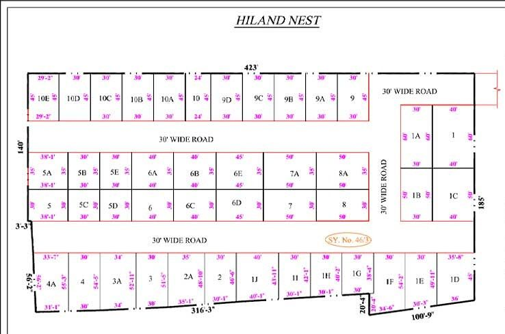Hiland Nest  - Master Plans
