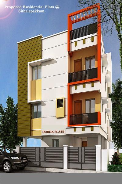 Vishnu Durga Flats - Project Images