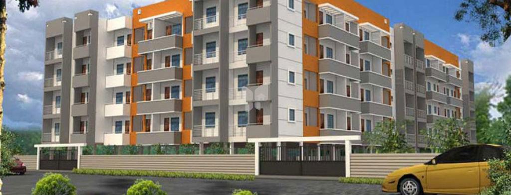 Chandrakantha Phase II - Elevation Photo