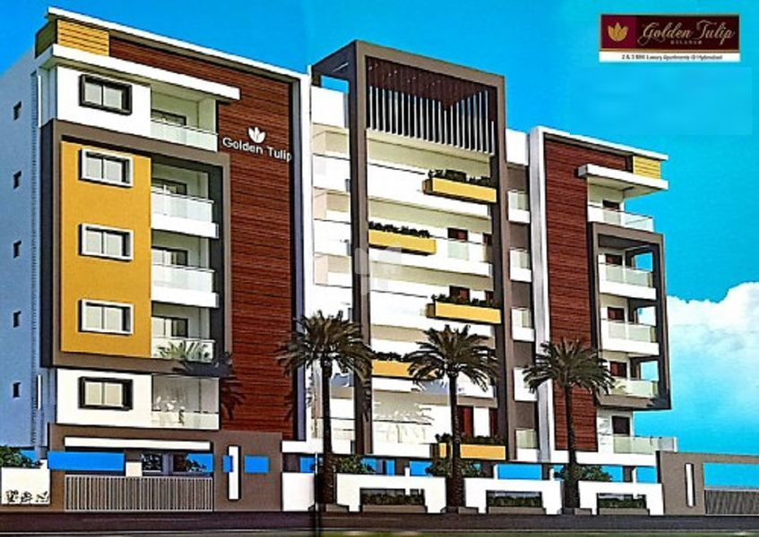 Dhathri Golden Tulip - Project Images