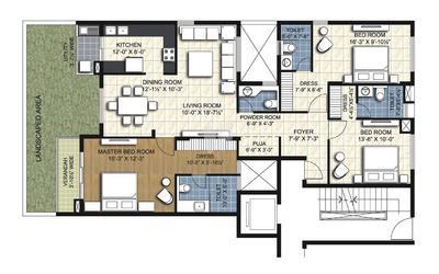 unitech-uniworld-resorts-in-electronic-city-floor-plan-2d-mqb