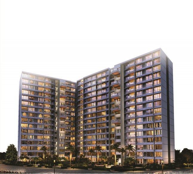 Godrej Central - Elevation Photo