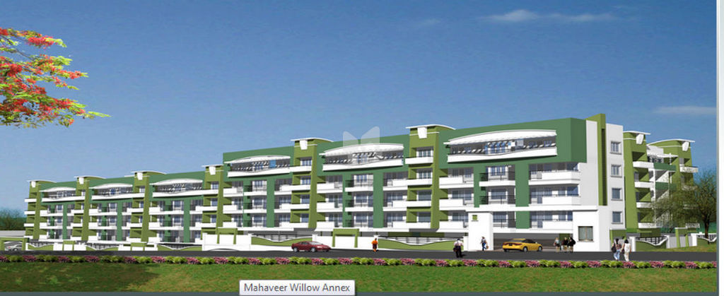 Mahaveer Willow Annexe - Project Images