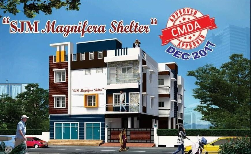 SJM Mangifera Shelter - Elevation Photo