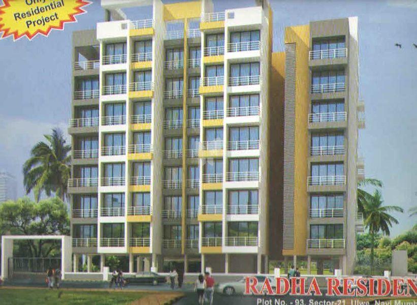 Radha Residency - Elevation Photo