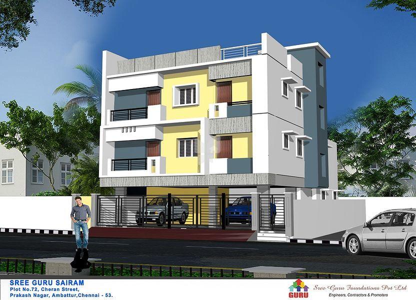 Sree Guru Sairam in Ambattur Chennai Price Floor Plans s