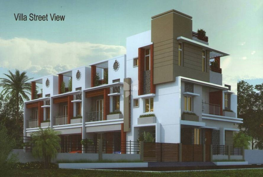 Hanu Gokulam - Villa - Elevation Photo