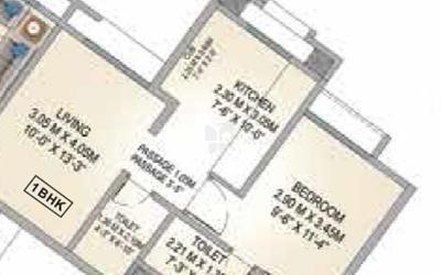 puranik-rumah-bali-phase-ii-in-ghodbunder-road-floor-plan-2d-yp1