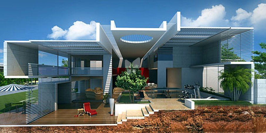 Vaishnavi Elements - Elevation Photo