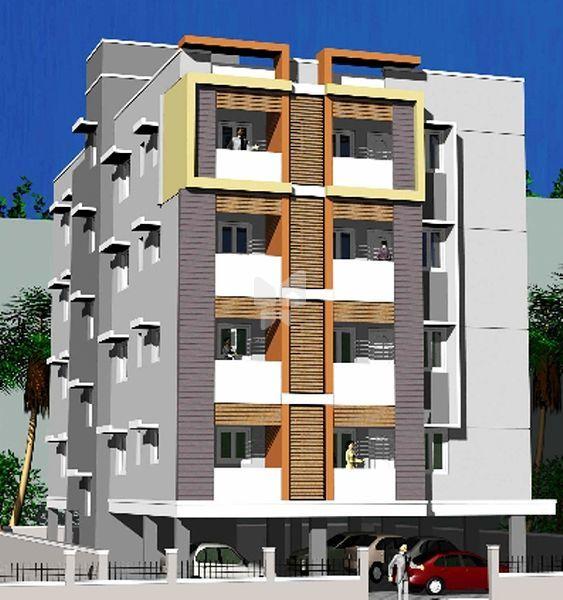 SK Sri neya Residency - Elevation Photo