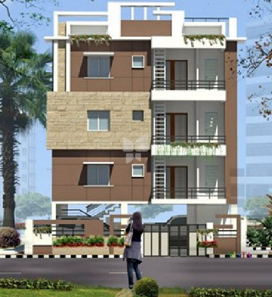 Home Line Infra Lakshmi Annapurna Residency - Project Images