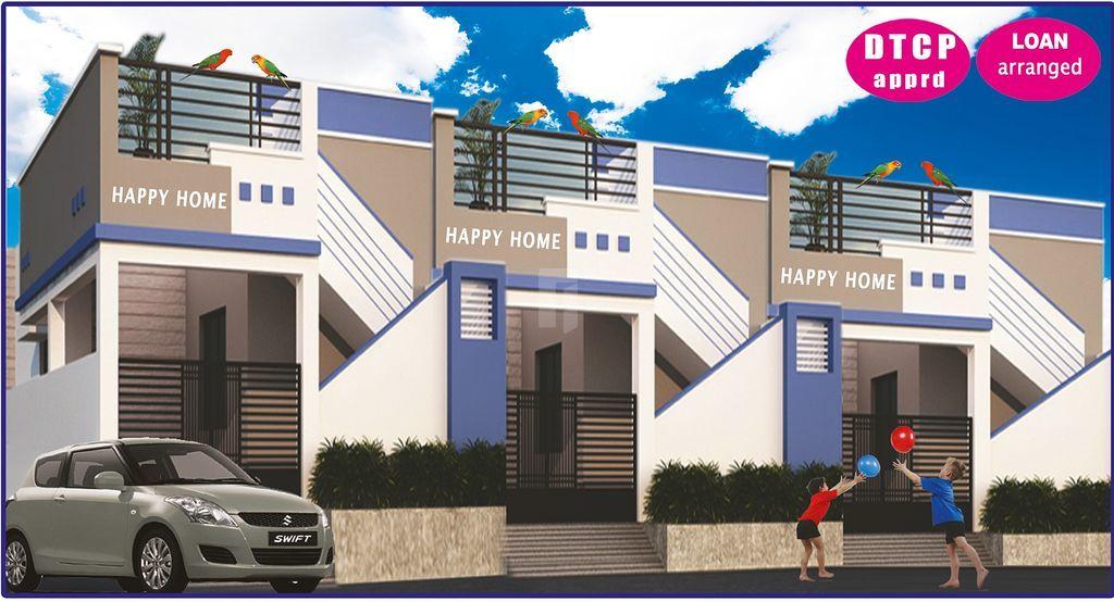 Happy Homes - Kayarambedu - Elevation Photo