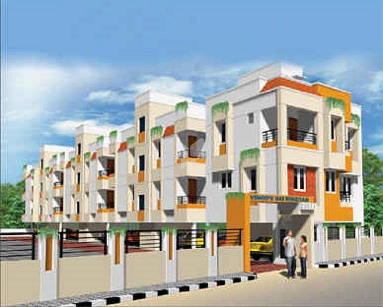 Vinod Foundation Sai Niketan - Project Images