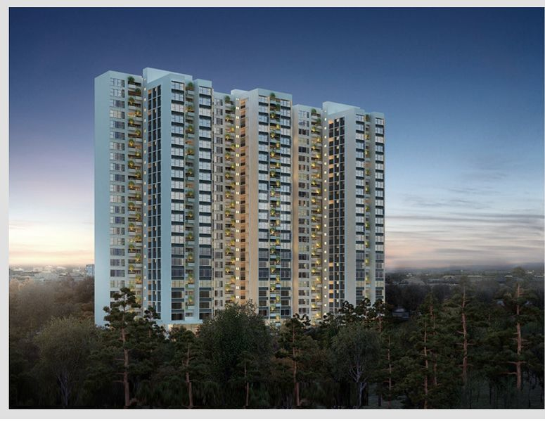 Sobha Forest Edge - Elevation Photo