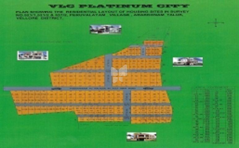 VLC Platinum City - Master Plan