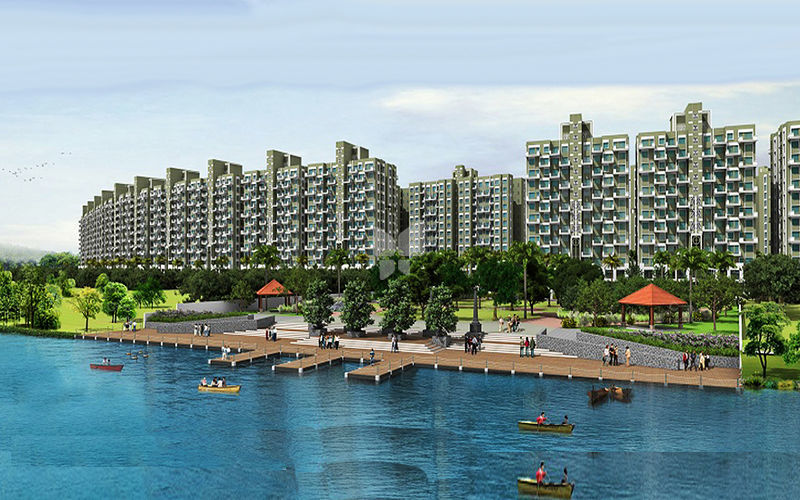 Ishwar Parmar River Residency - Project Images