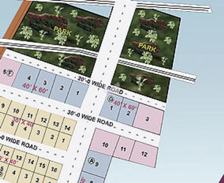 Amulya County - Master Plan